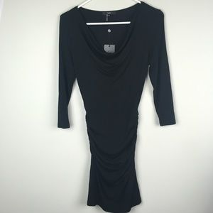 NWT Tart Collections Black maternity dress